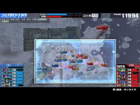 戦場の絆 12/09/25 10:51 北極基地...