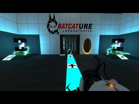 Batcature Laboratories - Custom testelements to test! Portal 2 community test chamber