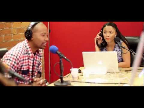 Columbus Short | Live On The Staci Harris Show | LA Talk Live Studios in Los Angeles, CA