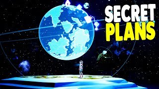 TOP SECRET BASE, Crazy Experiments & ULTIMATE ESCAPE | Planet Alpha Gameplay
