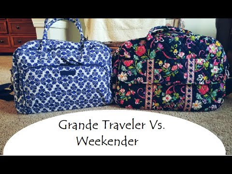 Vera Bradley | Comparison | Features | What can fit?