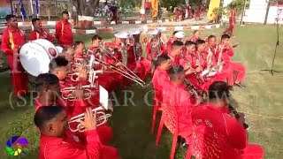Jana Gana Mana (52 seconds)   Brass Band SSB   Pandavaas