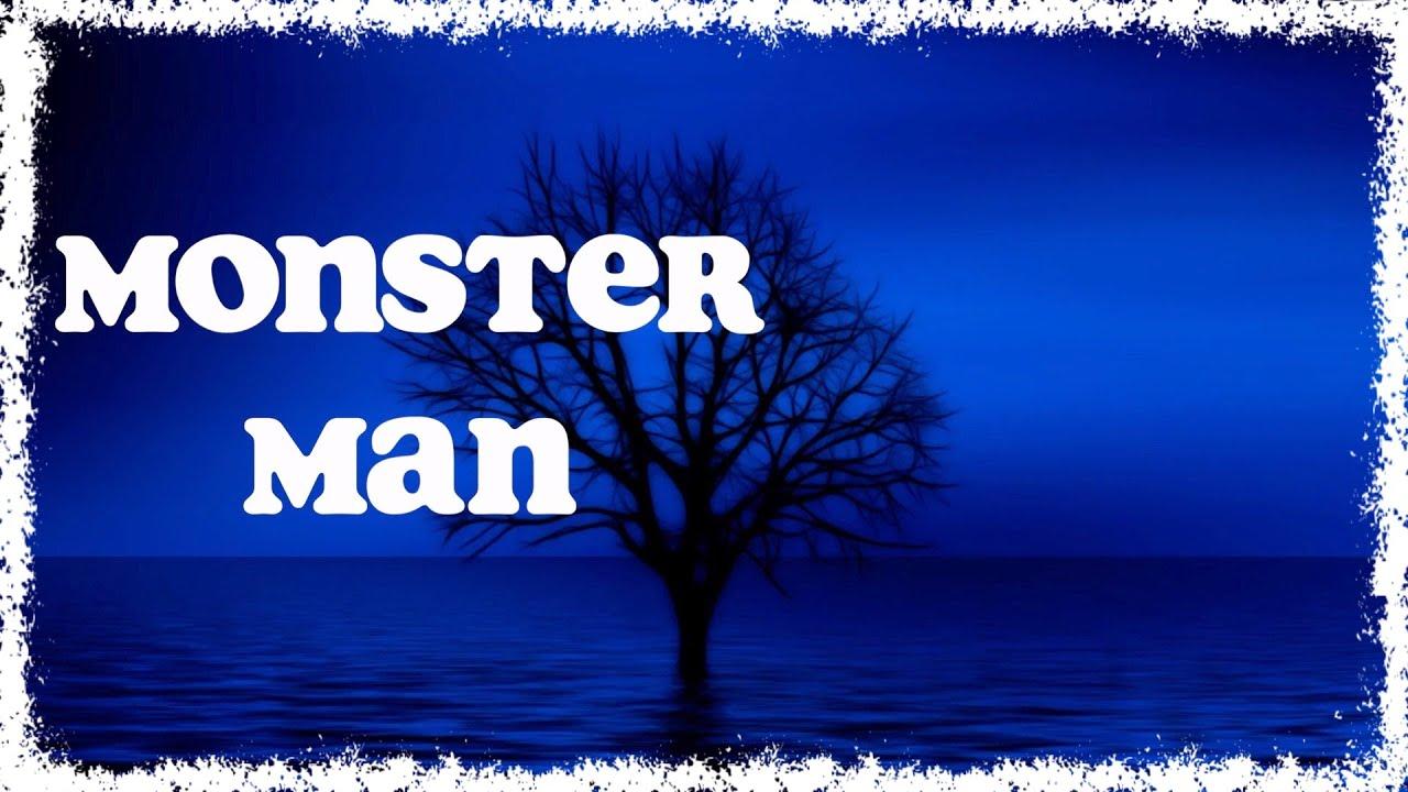 Holly Tatnall - Monster Man (Lyric Visualizer)
