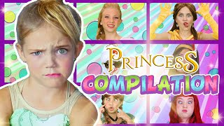 The Best Silly Princess Compilation | WigglePop
