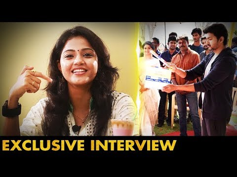 Vijay 62-வில் நடித்து கொண்டு இருக்கிறேன் | Raja Rani Serial Actress Vaishali Thaniga Interview