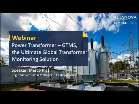 Power Transformer – GTMS - Global Transformer Monitoring Solution