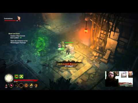 Diablo & Beer! - Diablo III: UEE Live Stream - 23/08/2014 - 1 / 2