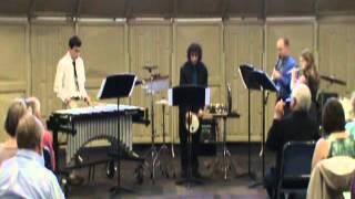 Composers' Recital, April 2013 - Matt Conrad