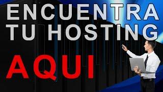 Evaluación de hostings - Tu opinión CUENTA