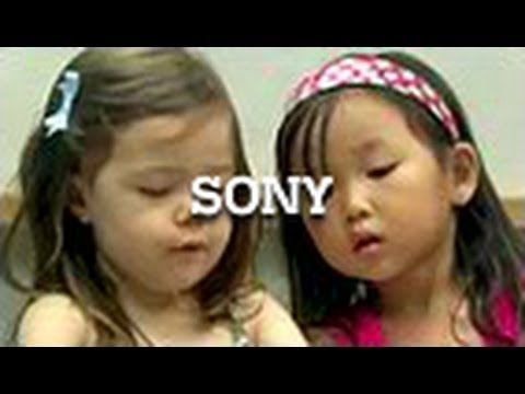 sony toddlers