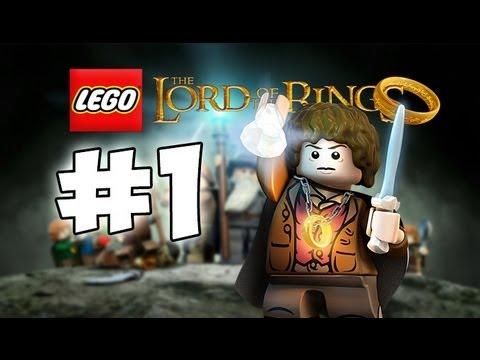LEGO Le Seigneur des Anneaux #1 (Prologue)