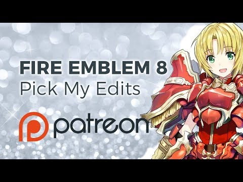 "Introduction to the Fire Emblem 8 Patreon PME - ""Character Creation"""