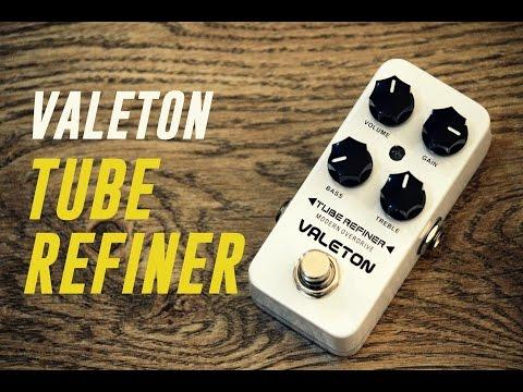 Valeton Tube Refiner Overdrive Distortion