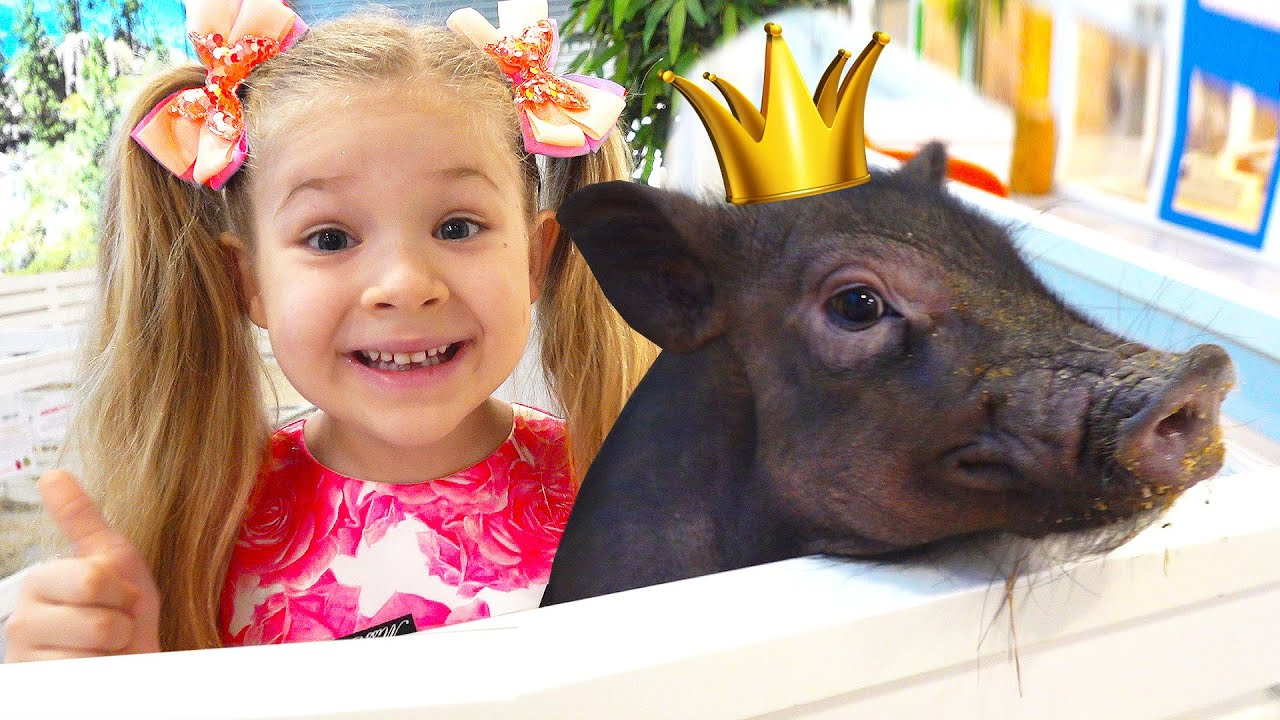 Download Diana and Roma Visit the Zoo and Learn about Animals