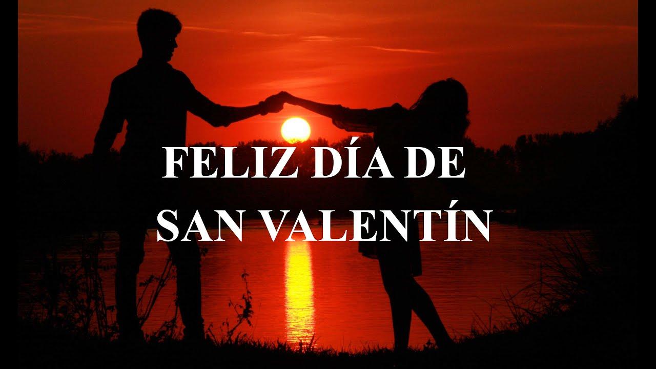 Feliz Dia De San Valentin 14 De Febrero Frases de Amor y Amistad