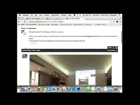 Live blogging: come creare grandi narrazioni multimediali in tempo reale