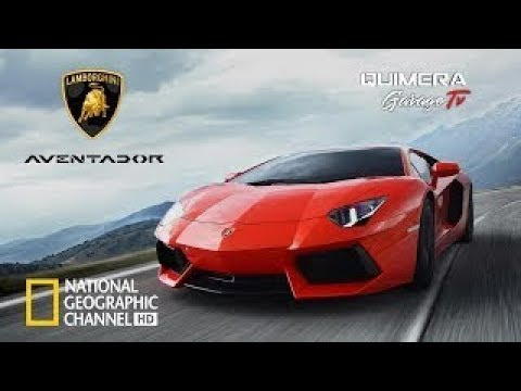Lamborghini Aventador - Megafábricas | Discovery Max National Geographic