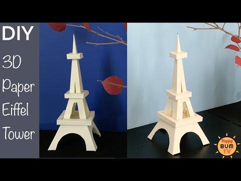 DIY 3D PAPER