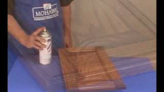 16-adding Grain Lines To Finish By Mohawk Finishing Products.mpg