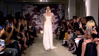 Carolina Herrera Spring 2015 Bridal Collection