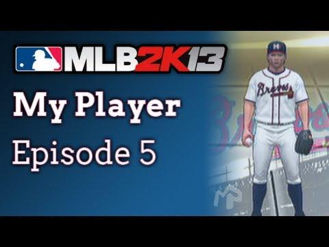 MLB 2K13 - My Player E5: Series vs Birmingham Barons
