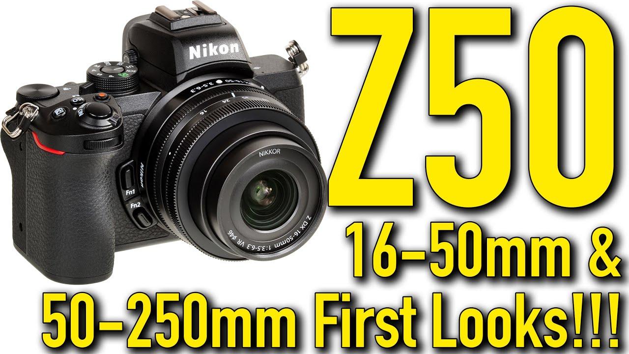 Yellow and Black Nikon AN-DC20 Neck Strap Z 50 Cameras