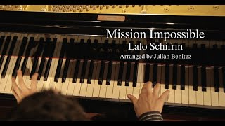 Mission Impossible - Piano solo - By Julian Benitez