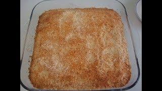 Кокосовый пирог. Маринкины творинки