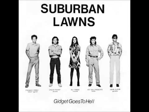 Suburban Lawns - Gidget Goes To Hell (Single A Side, 1979)
