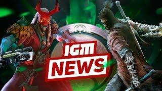 IGM News: награды Gamescom и новые герои Dota 2
