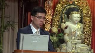2016-09-30 佛教茂峰法師紀念中學 學生會諮詢大會
