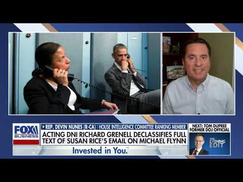 RM Nunes details his criminal referrals regarding the Russian collusion hoax & the Mueller dossier