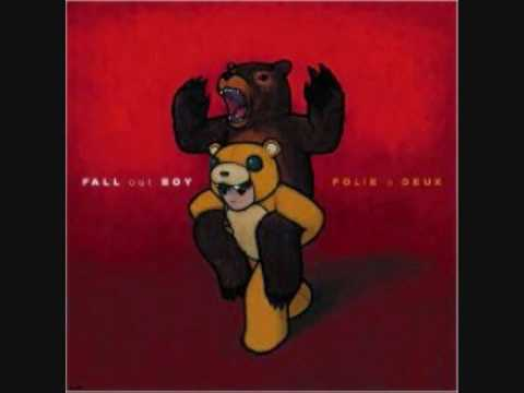 I Don't Care by Fall Out Boy with lyrics