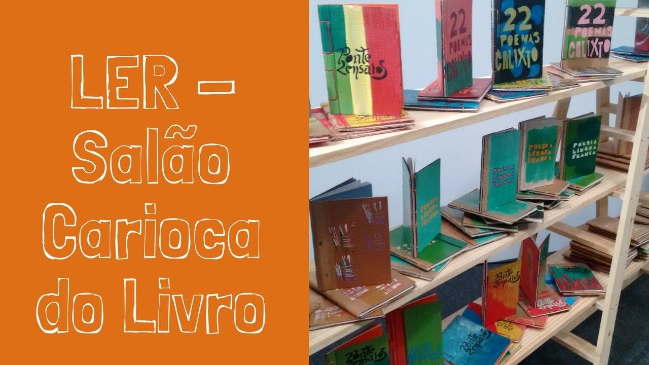 LER - Salão Carioca do Livro | Malha Fina Cartonera