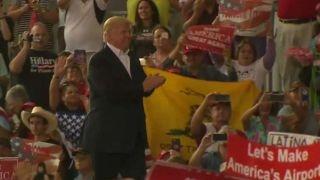 getlinkyoutube.com-Was President Trump's rally message effective?
