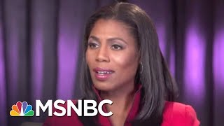 Omarosa Manigault Might Tell All About Donald Trump's White House | AM Joy | MSNBC