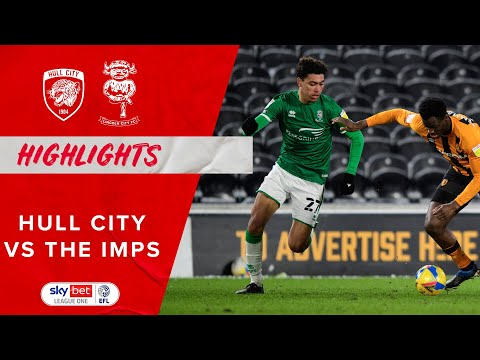 Hull Lincoln Goals And Highlights