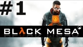 The Black Mesa Walkthrough Gameplay Part 1 [HD] Let's Play PC NukemDukem Half-Life