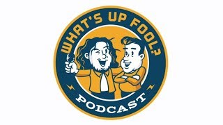 Brian Holtzman joins What's Up Fool?