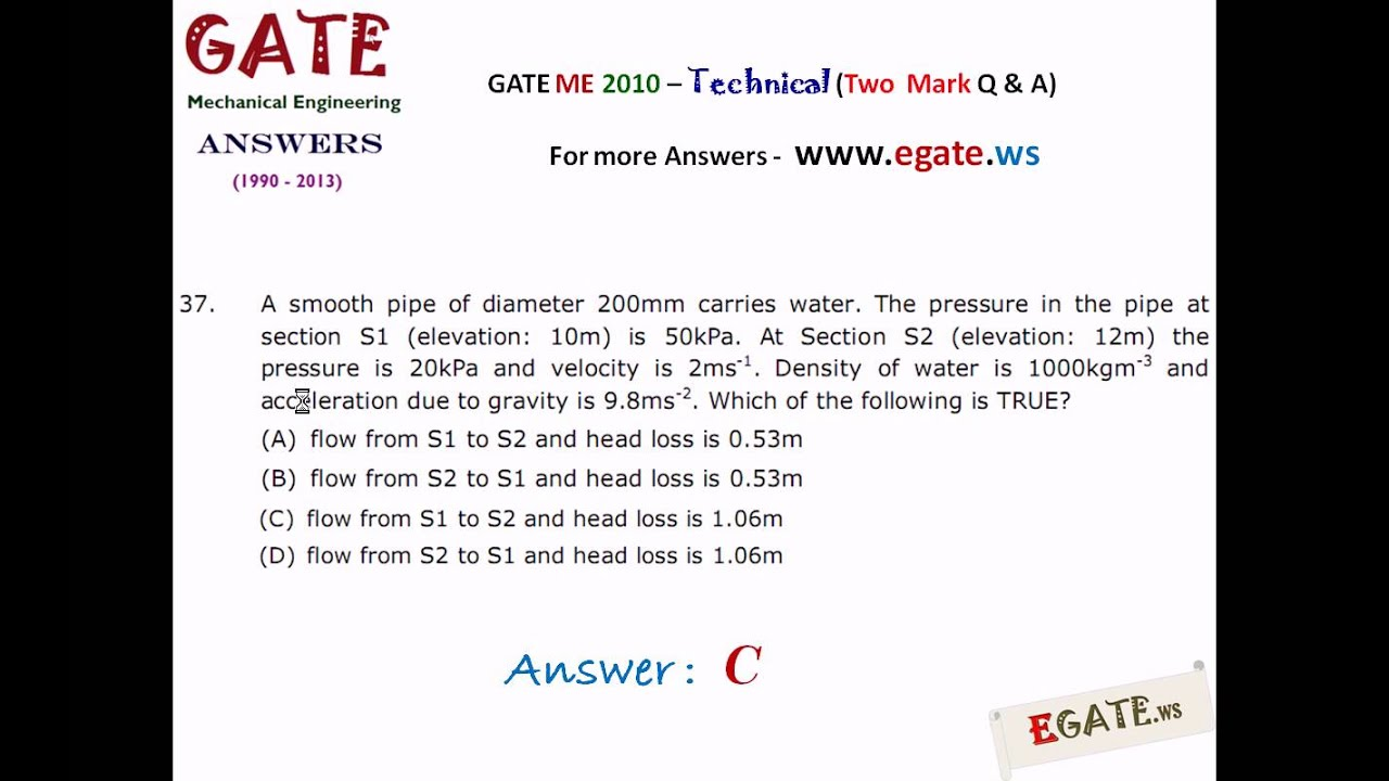 2010 Final physics Pastpaper MCQ answers for free download ...