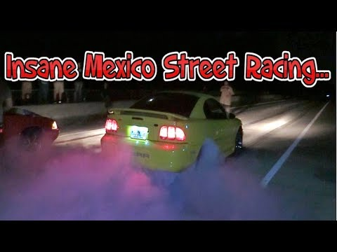 Mexico cash days street racing