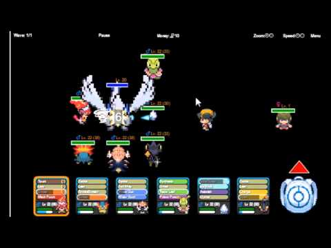 Pokemon tower defense 2 story mode shadow realm youtube