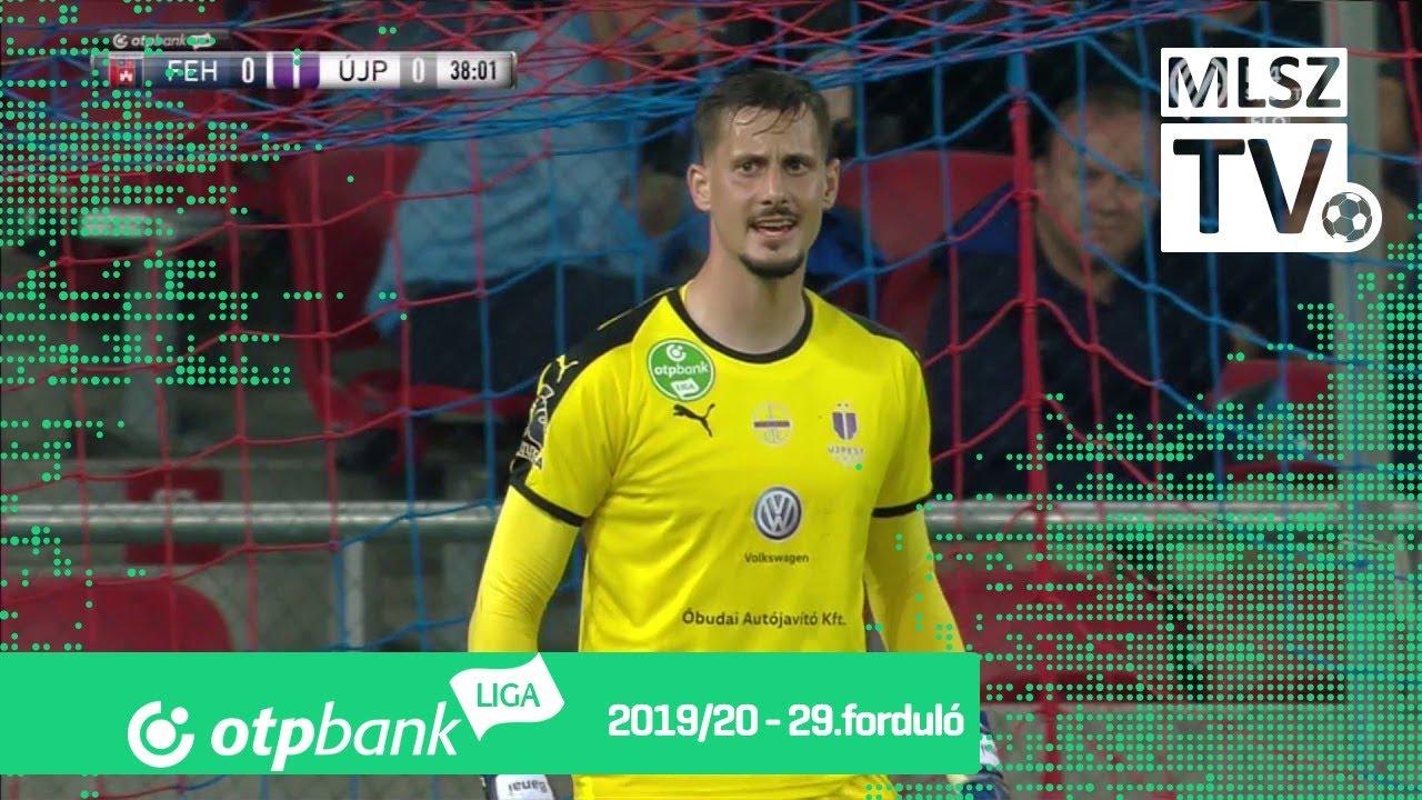 MOL Fehérvár FC – Újpest FC | 2-2 | (1-0) | OTP Bank Liga ...