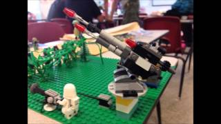 LEGO Bay of Pigs Invasion/Cuban Missile Crisis