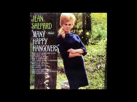 Jean Shepard – Many Happy Hangovers (Full LP, mono)