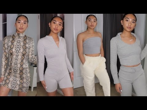 [VIDEO] - Fall/Winter Try-On Haul (Lupsona) 2