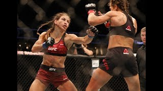 Joanna Jedrzejczyk vs Tecia Torres   UFC Fight Night July 28,2018