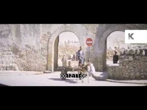 1960s Morocco, Rabat, Casablanca, Travelogue, Home Movies