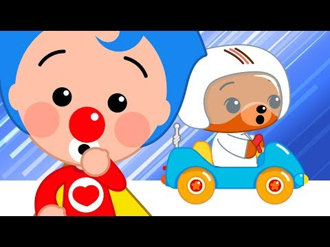 Learning on wheels - Plim Plim | Animated Series | The Children's Kingdom