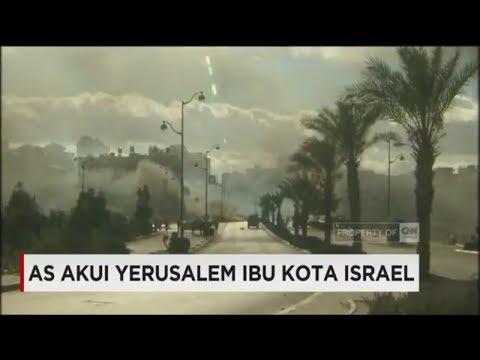 Reaksi Warga di Jalur Gaza Soal Kebijakan Trump ; Aktivis Sprint of Aqsa, Muhammad Husein